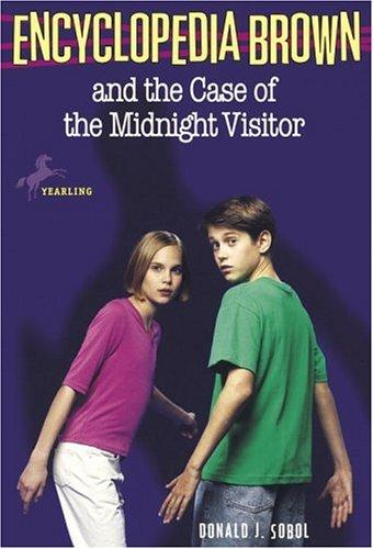 Download Encyclopedia Brown and the Case of the Midnight Visitor (Encyclopedia Brown)