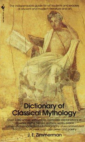 Download The Dictionary of Classical Mythology