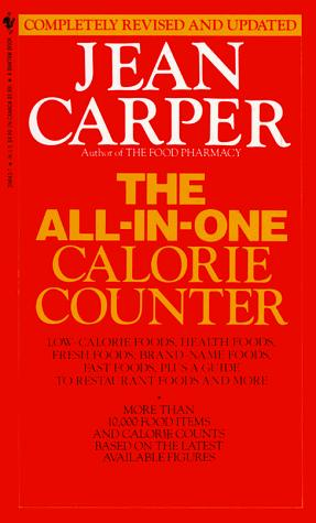 The all-in-one calorie counter