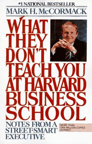 Download What They Don't Teach You At Harvard Business School