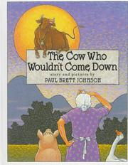 The Cow Who Wouldn't Come Down cover