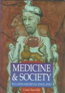 Download Medicine & society in later medieval England
