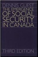 Download The emergence of social security in Canada