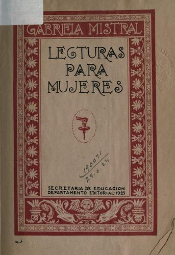 Download Lecturas para mujeres.