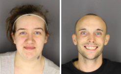 Canandaigua pair charged with taking car, stealing items