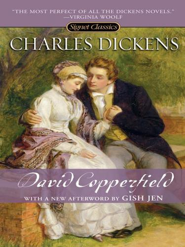 David Copperfield by Nancy Holder