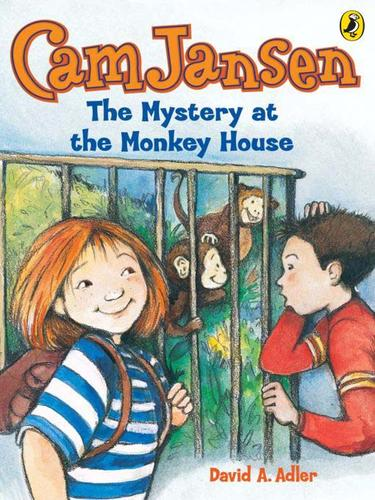 The Mystery at Monkey House by David A. Adler