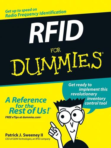RFID for dummies by Patrick J Sweeney