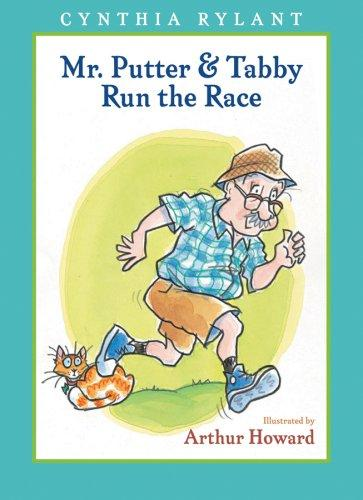 Mr. Putter & Tabby Run the Race (Mr. Putter & Tabby) by Cynthia Rylant