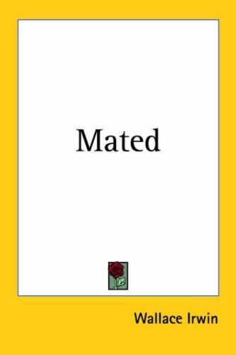 Mated by Wallace Irwin