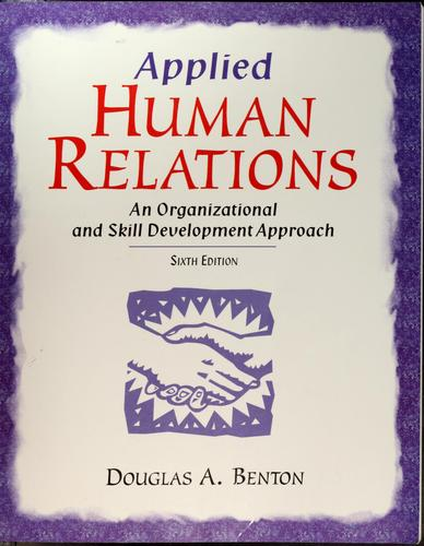 Applied human relations