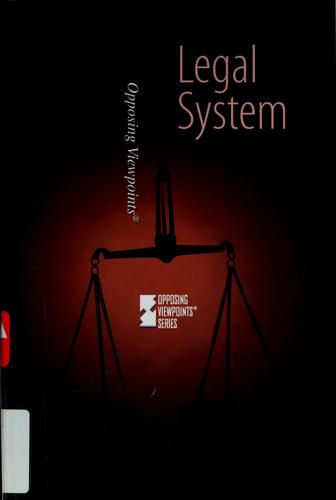 Legal system by Clare Hanrahan
