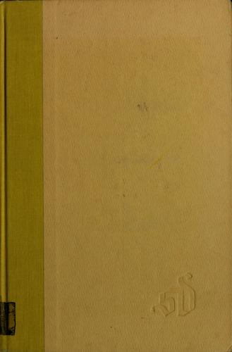 Alexander Pope; the education of genius, 1688-1728 by Quennell, Peter
