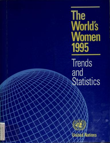 The world's women, 1995 by United Nations