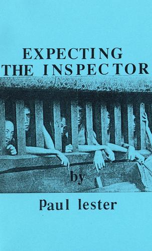 Expecting the Inspector by Paul Lester