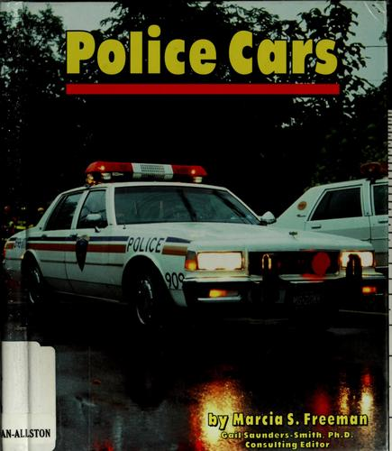 Police cars by Marcia S. Freeman