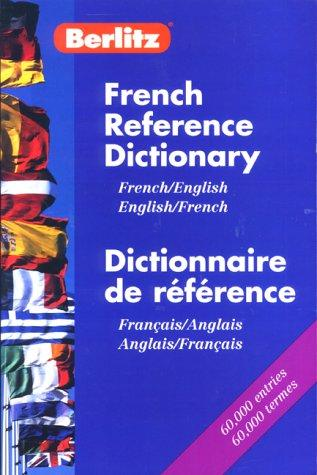 French Reference Dictionary by Helene Gutman
