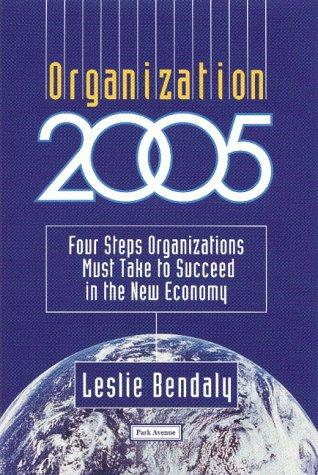 Organization 2005 by Leslie Bendaly