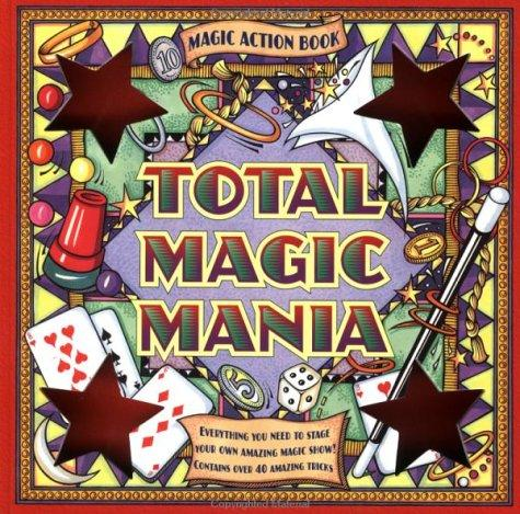 Total Magic Mania by Peter Eldin