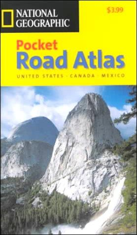 National Geographic Road Atlas by National Geographic Society