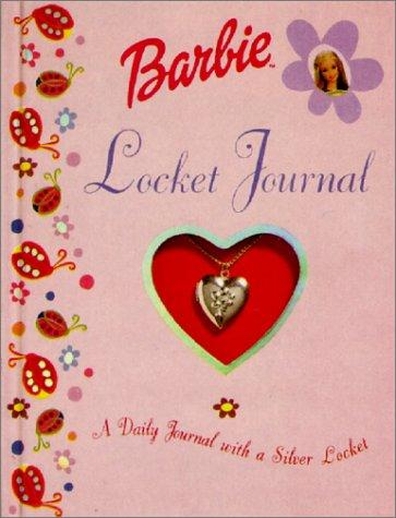 Barbie Locket Journal by Sara Miller