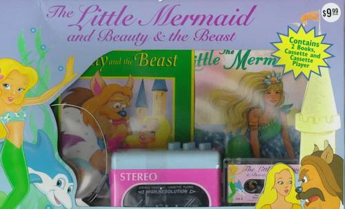 The Little Mermaid and Beauty & the Beast Super Sound Package by Hans Christian Andersen