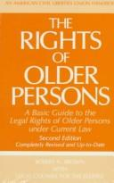 The rights of older persons by Robert N. Brown