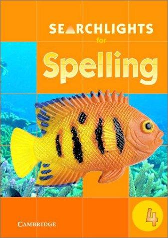 Searchlights for Spelling Year 4 Big Book (Searchlights for Spelling) by Pie Corbett