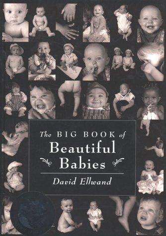The big book of beautiful babies by David Ellwand