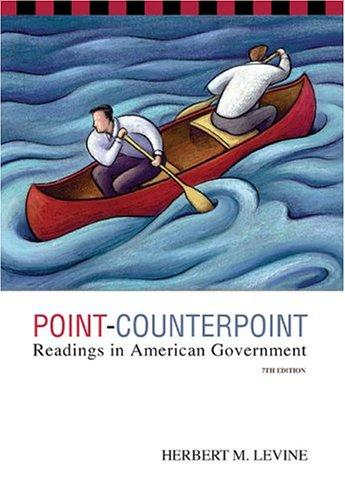 Point-Counterpoint