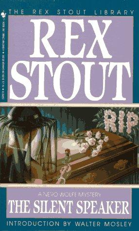 The Silent Speaker (Crime Line) by Rex Stout