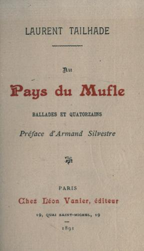 Au pays du mufle by Laurent Tailhade